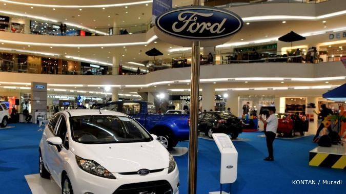 Ford Catat Rugi Rp 30 T